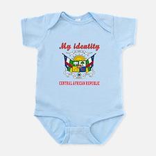 My Identity Central African Republic Infant Bodysu