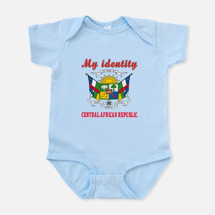 My Identity Central African Republic Onesie