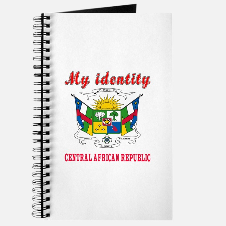 My Identity Central African Republic Journal