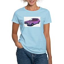 Purple Gremlin Women's Pink T-Shirt