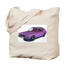 Purple Gremlin Tote Bag