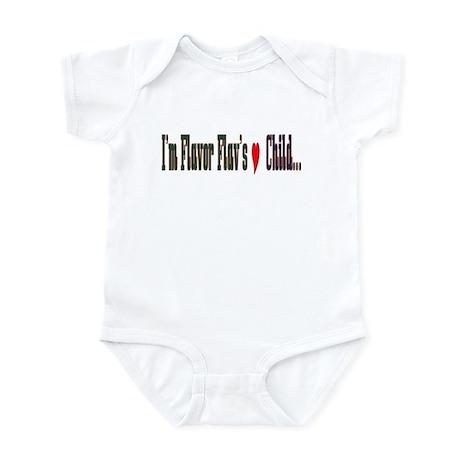 Flavor Flav's Love Child Infant Bodysuit