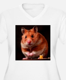 Hamster Plus Size T-Shirt