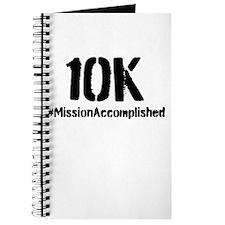 10K Marathon: Mission Accomplished Journal