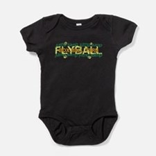 Box Ball Turn Baby Bodysuit Body Suit