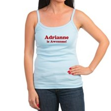 Adrianne is Awesome Jr.Spaghetti Strap