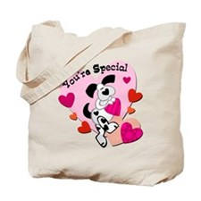 You're Special Dog Tote Bag