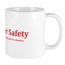 laser safety Coffee Mug