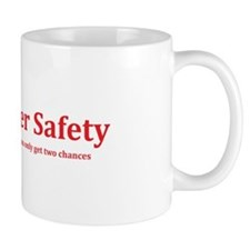 laser safety Small Mug