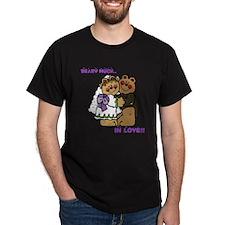 Wedding Bears, Beary Much in Love! T-Shirt