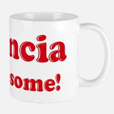 Valencia is Awesome Mug
