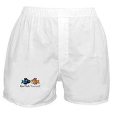 Go Fish Yourself Boxer Shorts