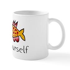 Go Fish Yourself Mug