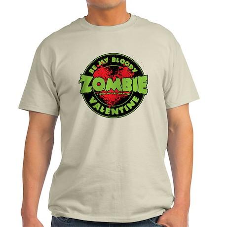 Be My Bloody Zombie Valentine! T-Shirt