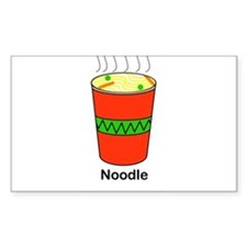 Noodle Decal