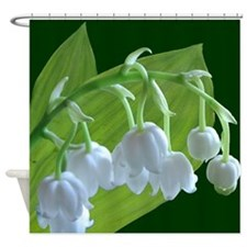 Lily of the Valley (big) Shower Curtain