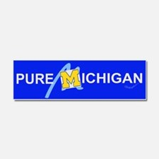 Pure Michigan Car Magnet 10 x 3