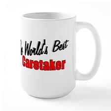 """The World's Best Caretaker"" Mug"