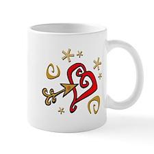 Shot in the Heart Mug