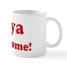 Tanya is Awesome Mug