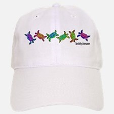 Turtlely Awesome Baseball Baseball Cap