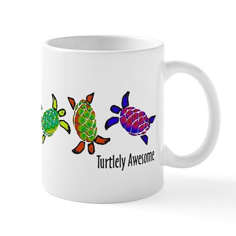 Turtlely Awesome Mug