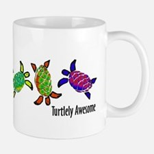 Turtlely Awesome Small Small Mug