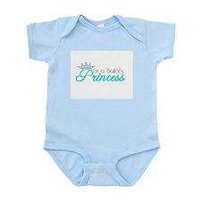 I'm a sailor's Princess!! Infant Bodysuit