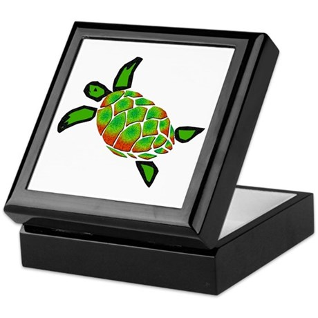 Turtlely Awesome Keepsake Box