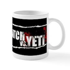 Sasquatch VS Yeti Mug