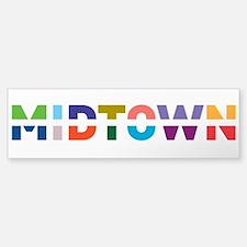 MIDTOWN - Bumper Bumper Bumper Sticker