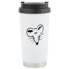 Rat Face Travel Mug