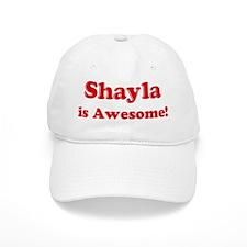 Shayla is Awesome Baseball Cap
