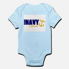Proud Navy Girlfriend! Body Suit