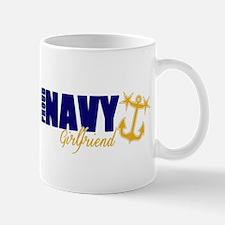 Proud Navy Girlfriend! Mug