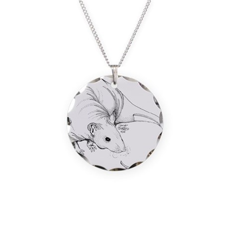 Hairless Rat Necklace