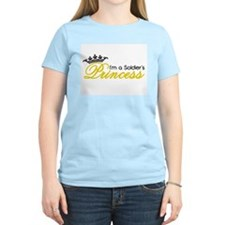 I'm a Soldier's Princess! T-Shirt