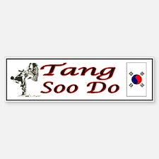 Tang Soo Do Bumper Bumper Bumper Sticker