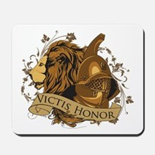 Honor to the Vanquished Mousepad