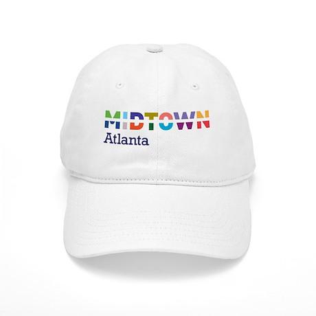 Midtown Atlanta - Cap - Full Color
