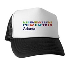 Midtown Atlanta - Trucker Hat - Full Color
