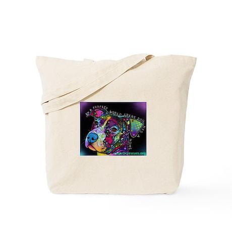 A Perfect World Tote Bag