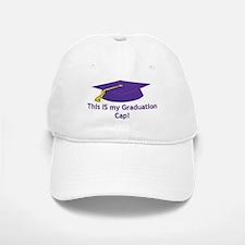 This IS my Graduation Baseball Baseball Cap! Fun Wear Baseball Baseball Baseball Cap