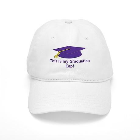 This IS my Graduation Cap! Fun Wear Baseball Cap