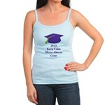 Keep Calm We're Almost Gone 2013 Senior Tank Top