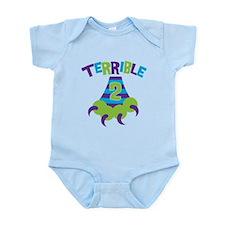 Terrible 2 Monster Infant Bodysuit