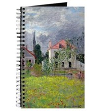 Monet's Houses at Argenteuil Journal
