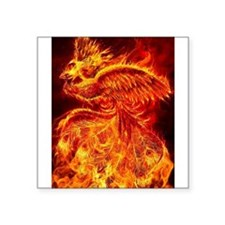 Phoenix Rising Sticker
