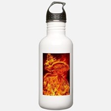 Phoenix Rising Water Bottle