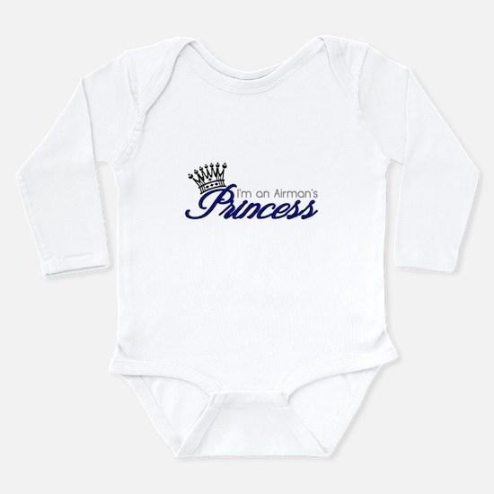 I'm an Airman's Princess Body Suit